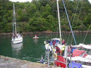 Ambassadors day on the Forth 14th August 2016 007