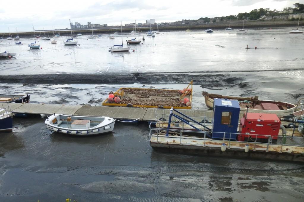 Boswall dredging 1
