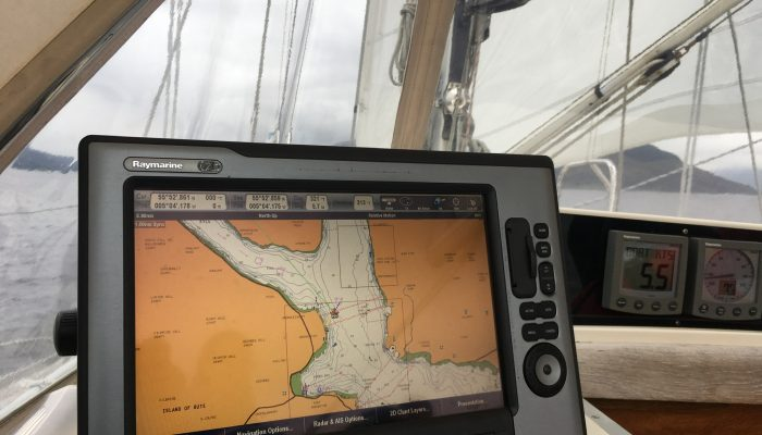 Louise's Day Skipper Practical Blog, 2019