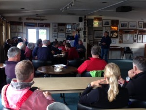 Orkney race briefing