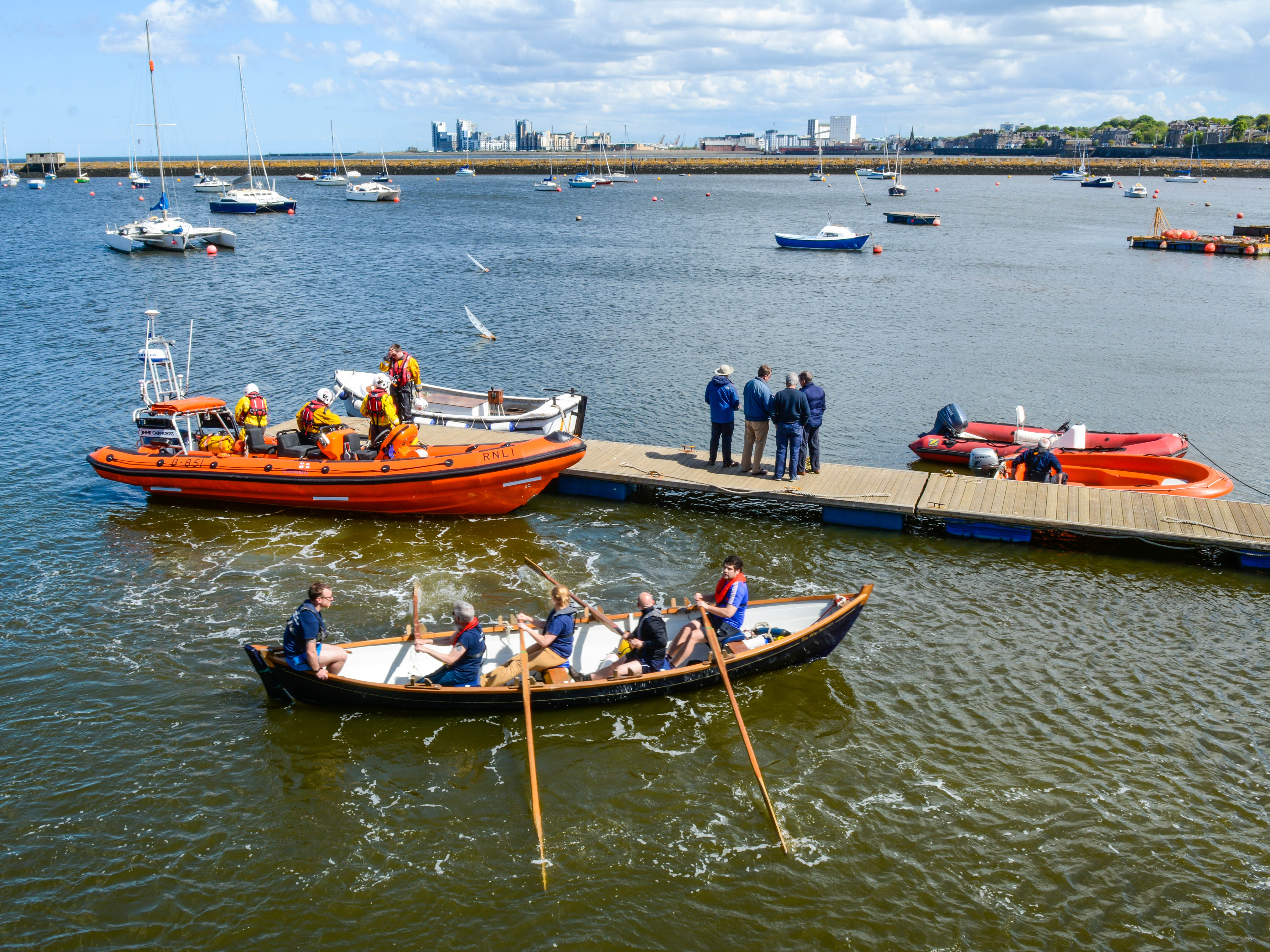 Record numbers at Push the Boat Out 2017 – Royal Forth Yacht