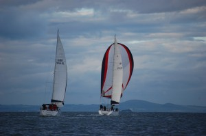 Orkney Race Start 2015 Division 2