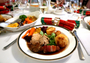 Christmas Lunch – Fully booked
