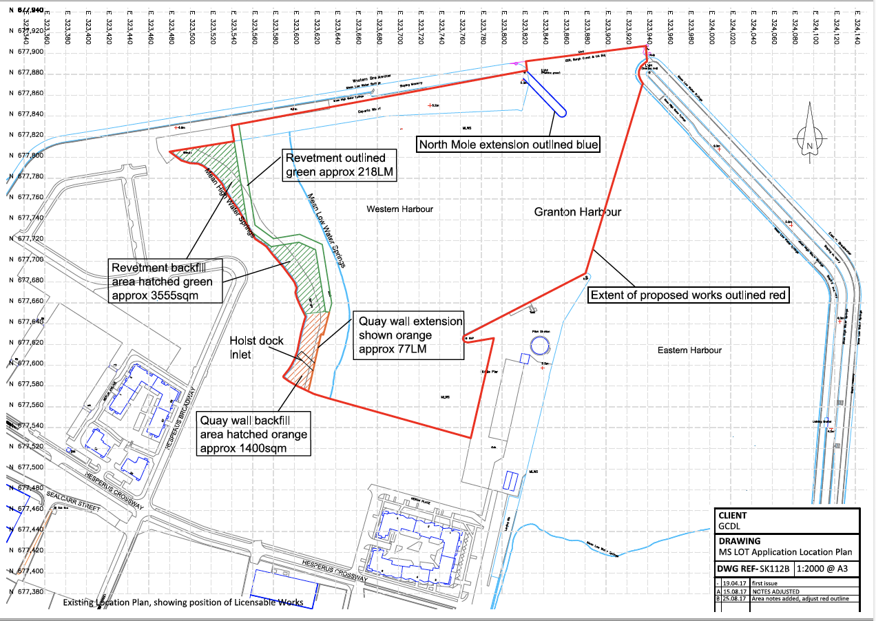 Marina Development Consultation Thurs 19 Oct