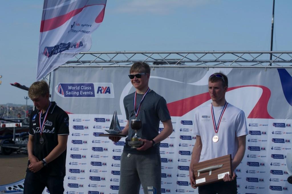 Youths 2014 podium